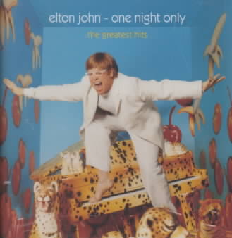 ONE NIGHT ONLY BY JOHN,ELTON (CD)