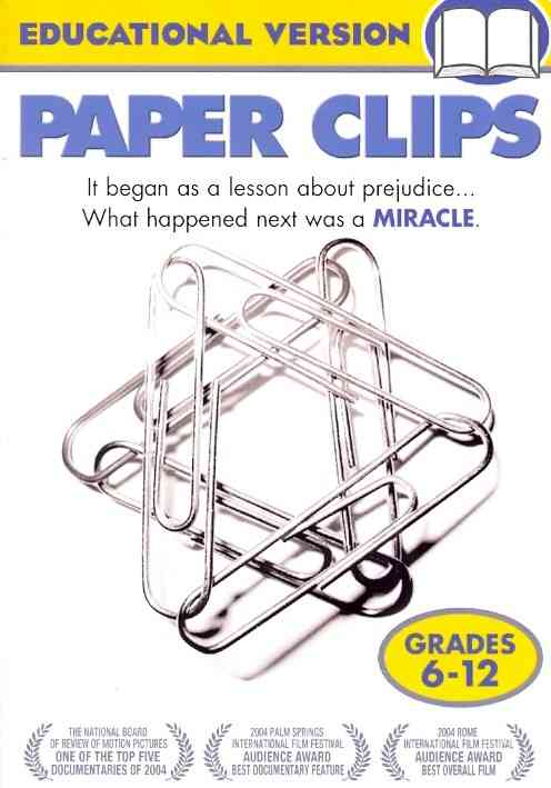 PAPER CLIPS:EDUCATIONAL VERSION (DVD)